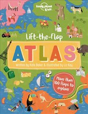 Atlas : Lift-the-Flap -LP- -