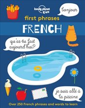 First Phrases French -LP- -