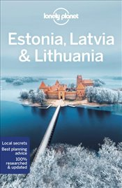 Estonia Latvia and Lithuania -LP- 8e -