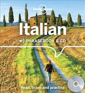 Italian Phrasebook and Audio CD -LP- 4e -