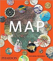 Map: Exploring The World (Midi Format) - Phaidon Editors