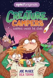 Surprise Under the Stars : Creature Campers Book 2 - McGee, Joe