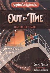 Lost on the Titanic  - Rinker, Jessica