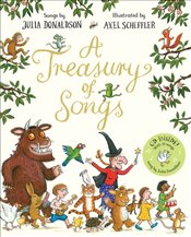 Treasury Of Songs : Book and CD Pack - Donaldson, Julia