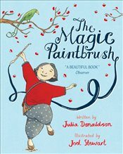 Magic Paintbrush - Donaldson, Julia