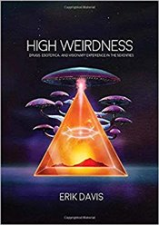 High Weirdness: Drugs, Esoterica, And Visionary Experience In The Seventies (The MIT Press) - Davis, Erik