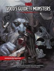 Volos Guide To Monsters : Dungeons & Dragons - Wizards RPG Team