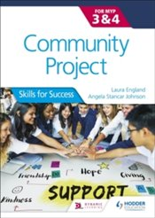 Community Project For The IB MYP 3-4 -