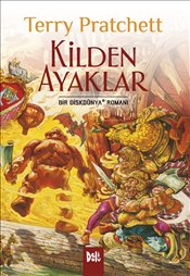 Kilden Ayaklar - Pratchett, Terry