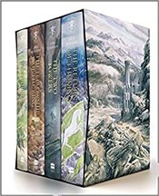 Hobbit & The Lord of the Rings Boxed Set  - Tolkien, J. R. R.
