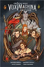 Critical Role Vox Machina : Origins Volume 1 - Colville, Matthew