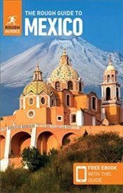 Rough Guide To Mexico : Travel Guide With Free Ebook - Guides, Rough