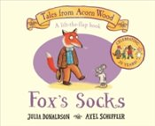 Foxs Socks : 20th Anniversary Edition - Donaldson, Julia