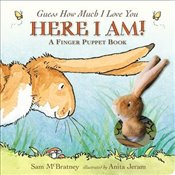 Guess How Much I Love You: Here I Am! A Finger Puppet Book - McBratney, Sam