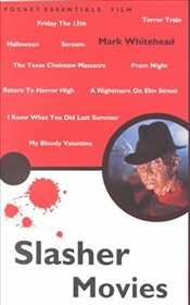Slasher Movies - Whitehead, Mark