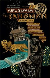 Sandman Vol. 8 : Worlds End : 30th Anniversary Edition - Gaiman, Neil