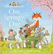 Percy the Park Keeper : One Springy Day - Butterworth, Nick