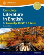 Complete Literature In English For Cambridge IGCSE (R) & O Level - Pedroz, Mark