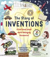 Story Of Inventions - Barr, Catherine