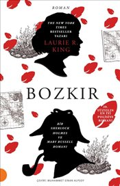 Bozkır - King, Laurie R.