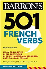 501 French Verbs 8e - Kendris, Christopher