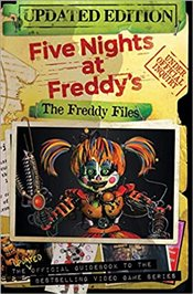 Five Nights At Freddys : Freddy Files : Updated Edition - Cawthon, Scott