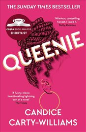 Queenie  (Longlisted for the Womens Prize for Fiction 2020) - Carty-Williams, Candice