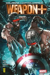 Wolverine & Captain America : Weapon+ - Sacks, Ethan