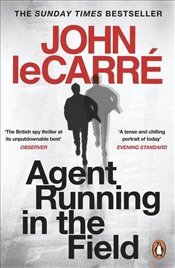 Agent Running in the Field - Carre, John Le