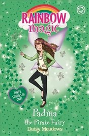 Rainbow Magic : Padma the Pirate Fairy Special - Meadows, Daisy