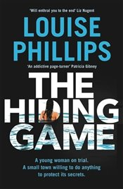 Hiding Game - Phillips, Louise