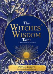 Witches Wisdom Tarot : A 78-Card Deck and Guidebook - Curott, Phyllis