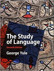 Study of Language - Yule, George