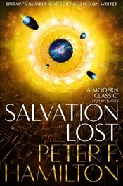 Salvation Lost - Hamilton, Peter F.
