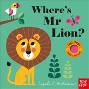 Wheres Mr Lion? -