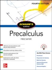 Schaums Outline Of Precalculus : 4e - Safier, Fred