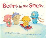 Bears in the Snow - Parenteau, Shirley