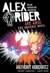Ark Angel : An Alex Rider Graphic Novel - Horowitz, Anthony