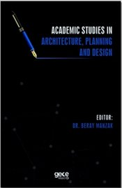Academic Studies in Architecture Planning and Design - Manzak, Beray