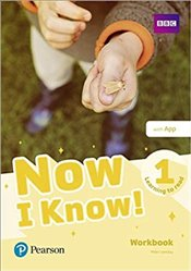 Now I Know 1 (Learning To Read) Workbook With App -