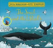Snail and the Whale : Board Book - Donaldson, Julia