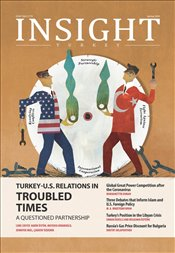 Insight Turkey : Vol. 22 No. 2 : İngilizce - Kolektif