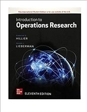 Introduction to Operations Research 11e - Hillier, Frederick S.