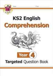 KS2 English Targeted Question Book : Year 4 Comprehension - Book 1 : Comprehension Year 4 - Books, CGP
