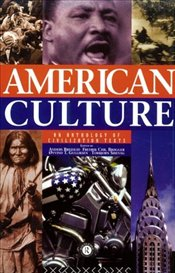 American Culture : An Anthology - Breidlid, Anders