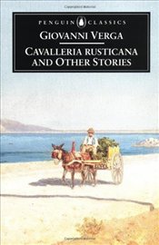 Cavalleria Rusticana and Other Stories - Verga, Giovanni