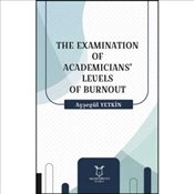 Examination of Academicians' Levels of Burnout - Yetkin, Ayşegül