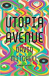 Utopia Avenue - Mitchell, David