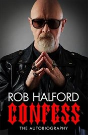 Confess  - Halford, Rob