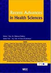 Recent Advances in Health Sciences - Kolektif